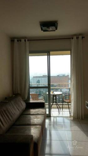 Imagem 1 de 13 de Apartamento Com 2 Dormitórios À Venda, 68 M² Por R$ 280.000,00 - Jaguaré - São Paulo/sp - Ap4160