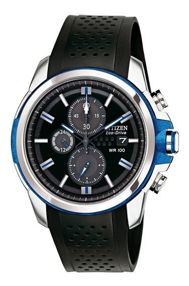 Reloj Citizen Eco-drive Original Para Hombre Ca0421-04e