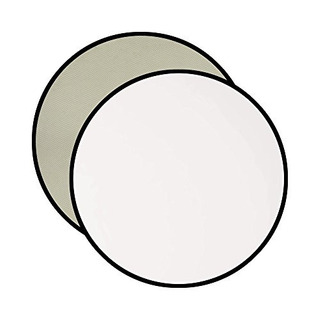 Wescott Basics 40 Luz Sol Reflector Blanco 1016 Cm