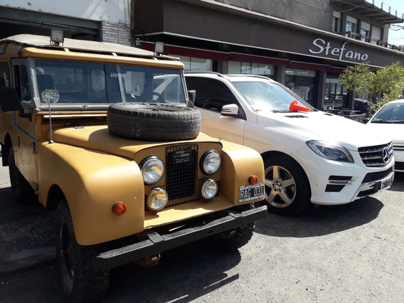 Rover Station Wagon Serie