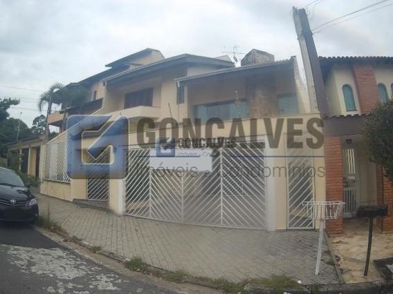 Venda Sobrado Sao Bernardo Do Campo Parque Dos Passaros Ref: - 1033-1-106432