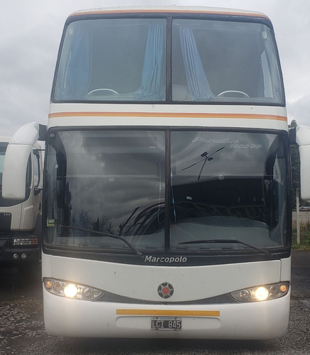 Bus Omnibus Doble Piso Volvo B12 Automático Marcopolo G6 Mix