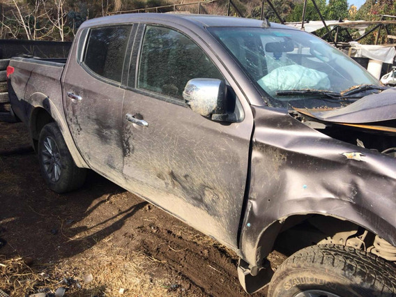 Mitsubishi L200 Dakar Desarme Dakar Crs 4x4 2.4aut