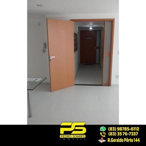 (oferta) - Apartamento No Poço Com 90m² E 3 Quartos Sendo 1 Suíte - Ap1995