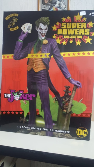 Super Powers Collection The Joker 1/6 Scale Limited Edition