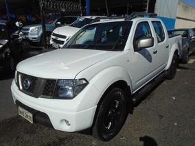 Nissan Frontier 2.5 Se Attack Cab. Dupla 4x4 4p 2013