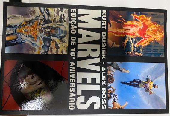 Marvels Edição 10º Aniversário.