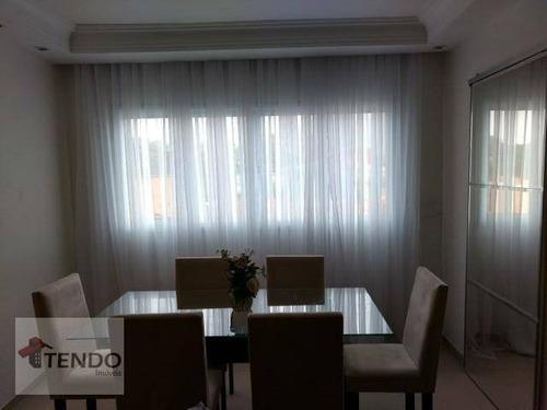 Imagem 1 de 8 de Imob03 - Sobrado 230 M² - Venda - 5 Dormitórios - 2 Suítes - Vila Gomes - Ribeirão Pires/sp - So0405
