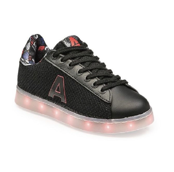 Zapatillas Addnice Led Usb Geometric Unisex