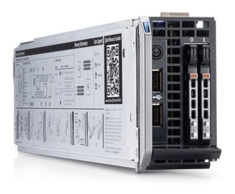 Dell Poweredge M420 Blade Server