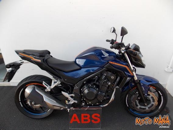 Cb 500f Abs 2018 Azul