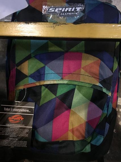 Mochila Spirit Hardwear Mod Max *zona Munro*