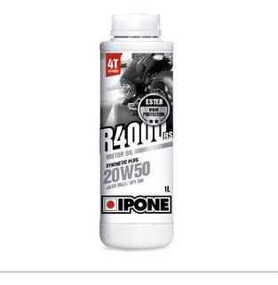 Aceite Semisintético Moto Ipone R4000 Rs 4t 20w50 Ipone