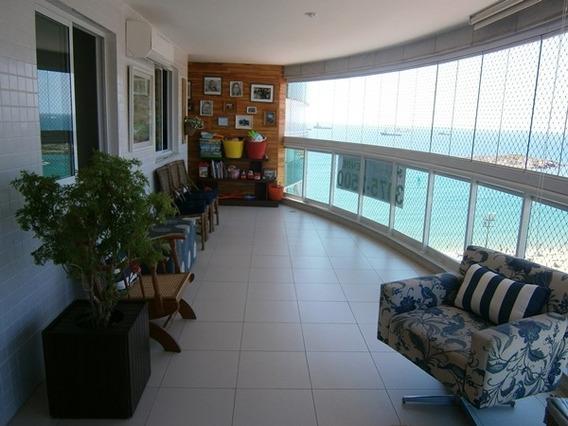 Vende-se Apartamento De 3 Quartos Na Praia Da Costa, Vila Velha - Es - 2530