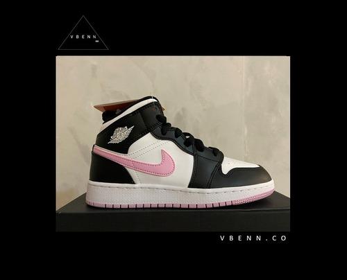 Air Jordan 1 Mid Artic Pink - 36