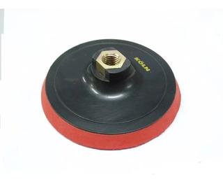 Respaldo Backing Plate 5 M14 Para Pad Detailing Auto Abrojo