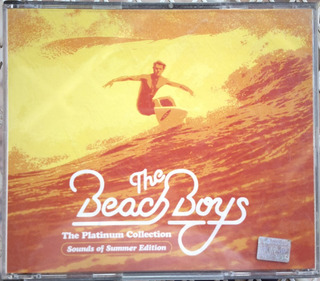 The Beach Boys The Platinum Collection 3-cds Remasters