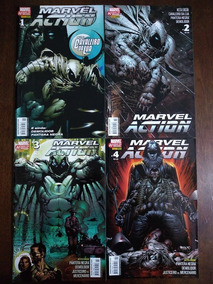 Marvel Action Panini Completa 1 A 34