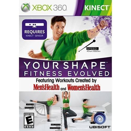 Jogo Your Shape Fitness Evolved Xbox 360
