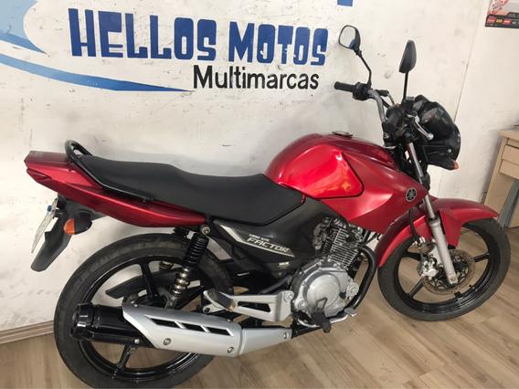 Yamaha Factor Ed 10 Aceito Moto Fin 48x Cartao 12x 1,6%