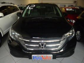 Honda Cr-v 2.0 Lx 4x2 5p 2012