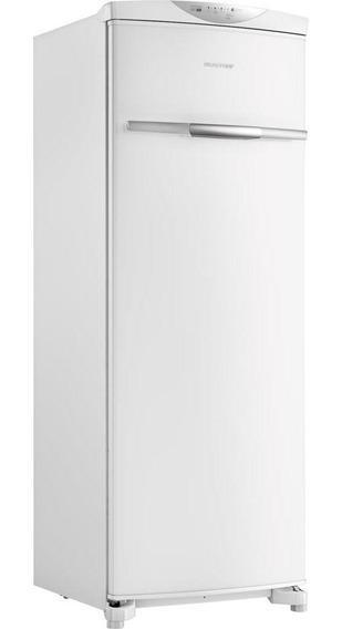 Freezer Vertical Brastemp, Frost Free, 228 Litros, 1 Porta, Branco - Bvr28mb