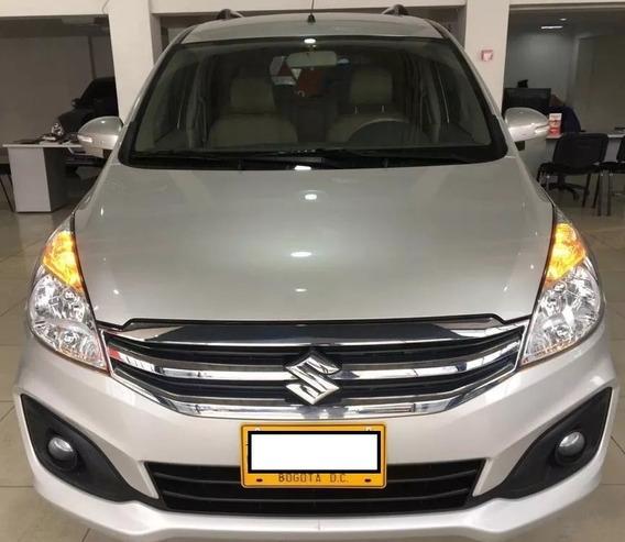 Camioneta Suzuki Ertiga 2018