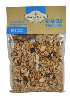 Granola Tradicional Green Mills X 350 Gr.