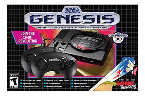 Sega Genesis Mini (Console Retro da Sega)
