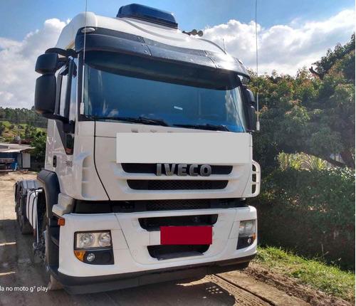 Iveco Stralis 360 Truck 6x2 2014