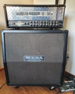 Mesa Boogie Engeeniering Dual Rectifier Con Gabinete 4 X 12