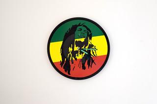 Reloj. Disco De Acetato Bob Marley