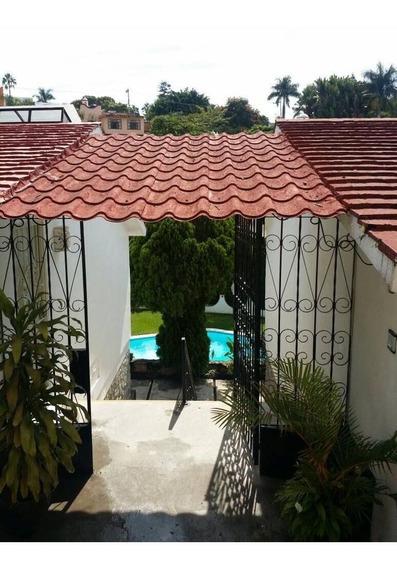 Casa En Condominio En Colonia Club De Golf / Cuernavaca - Arc-86-cd