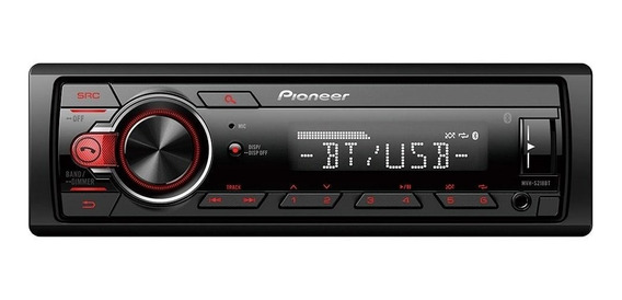 Som Automotivo Pioneer Mvh-s218bt Media Receiver