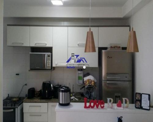 Apartamento Residencial À Venda, Parque Viana, Barueri. - Ap0173 - 67873882