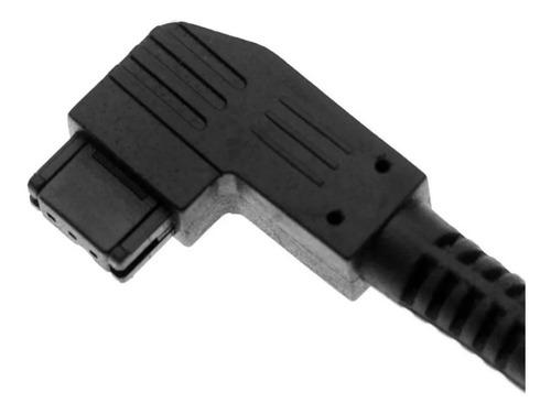 A77 A100 A77II A99 Disparador de cable de conexión S1 En Espiral Para Sony A65