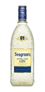Gin Seagrams Extra Dry 750ml