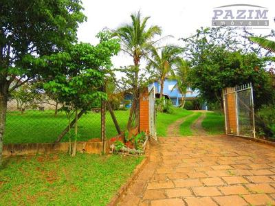 Casa Com 4 Dormitórios À Venda, 1180 M² Por R$ 850.000 - Residencial Recanto Dos Canjaranas - Vinhedo/sp - Ca4149