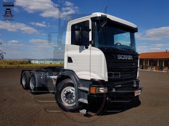 Scania G480 Ano 2014/14 Cavalo Traçado / Único Dono.