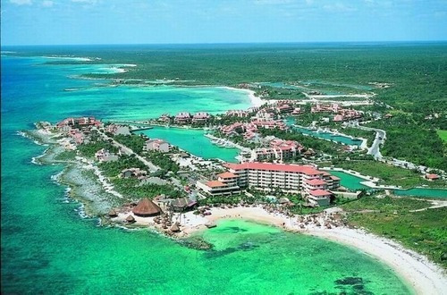 Excelente Terreno En Venta En Puerto Aventuras, Quintana Roo