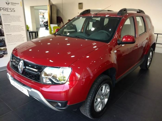 Renault Duster Expression Rojo Nc