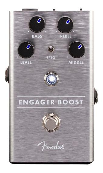 Pedal Boost Guitarra Fender Engager Boost Promoção!