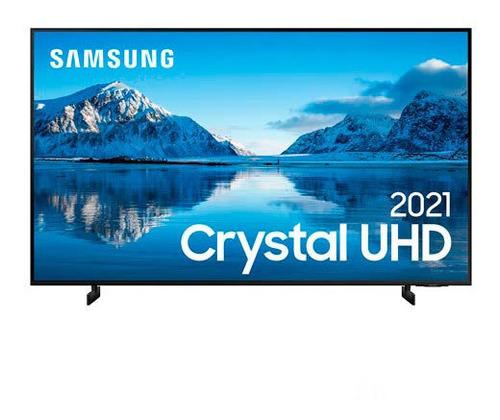 Imagem 1 de 10 de Samsung Smart Tv Crystal 4k 85 , Alexa E Wi-fi - 85au8000