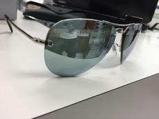 26277960de Oculos Solar Ray Ban Rb3449 003/30 59 Original P. Entrega