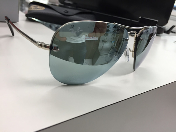Oculos Solar Ray Ban Rb3449 003/30 59 Original P. Entrega