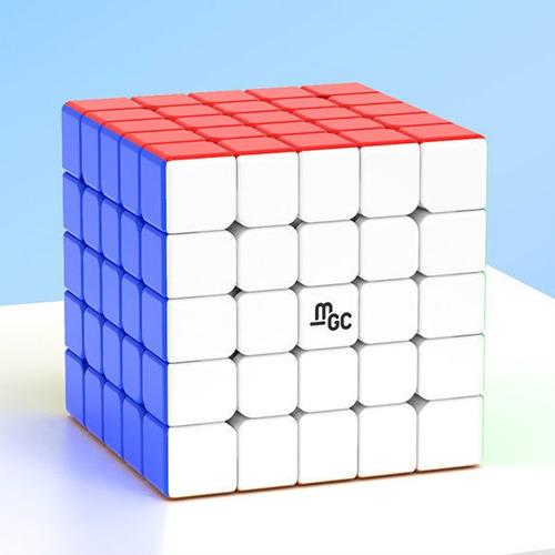Yj Mgc 5x5 Magnético Cubo Magico De Rubik