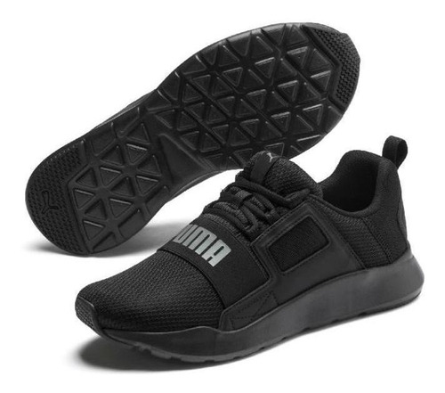 Perímetro calina Desnudarse  Zapatillas Puma Wired Cage Hombre | Mercado Libre