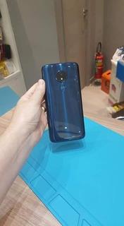 Smartphone Motorola Moto G7 Power + Capinha+ Película 3d