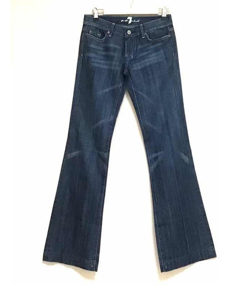 7 For All Mankind T 27 Mujer