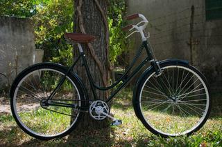Bicicleta Legnano Muy Antigua